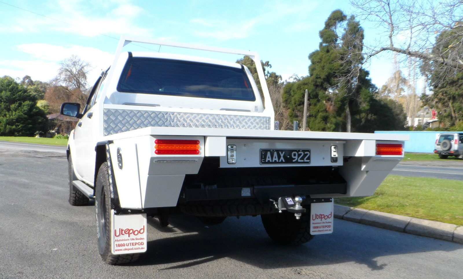 Ute aluminium tray under body boxes drawer led tail lights in ute aluminium tray under body boxes drawer led tail lights in meeniyan vic ebay aloadofball Image collections