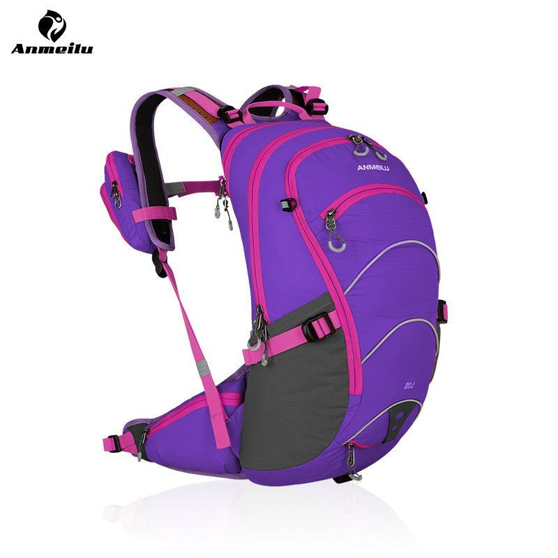 Waterproof 2L Hydration Pack Outdoor Cycling Hiking Backpack with Water Bladder