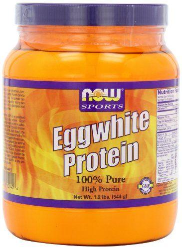 Protein, Egg white protein and Egg whites on Pinterest