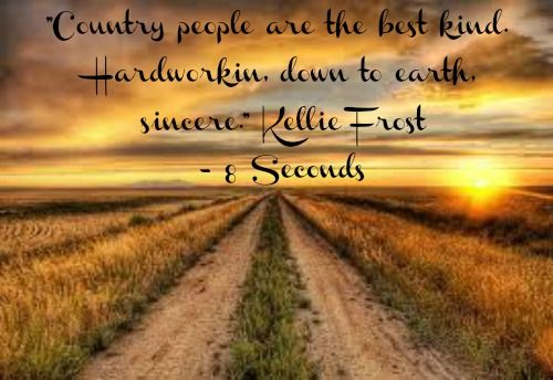 8 Seconds My Favorite Quote From The Movie Country
