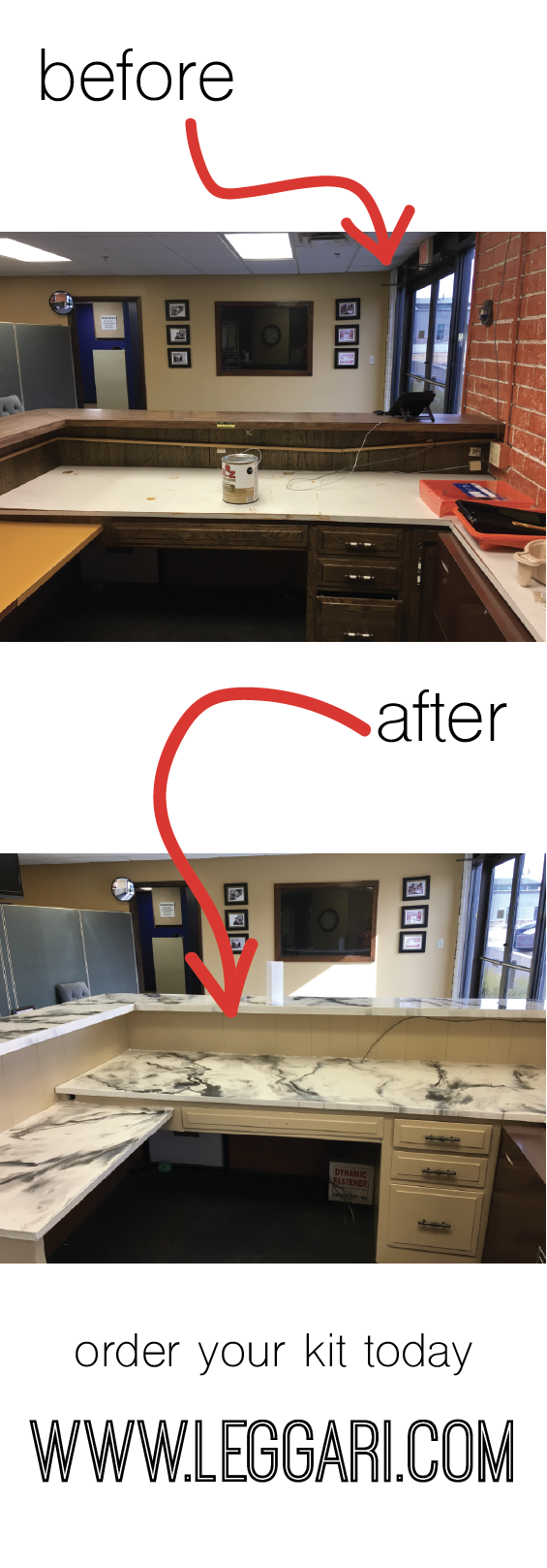 Pin On Kitchen Transformation Before And After