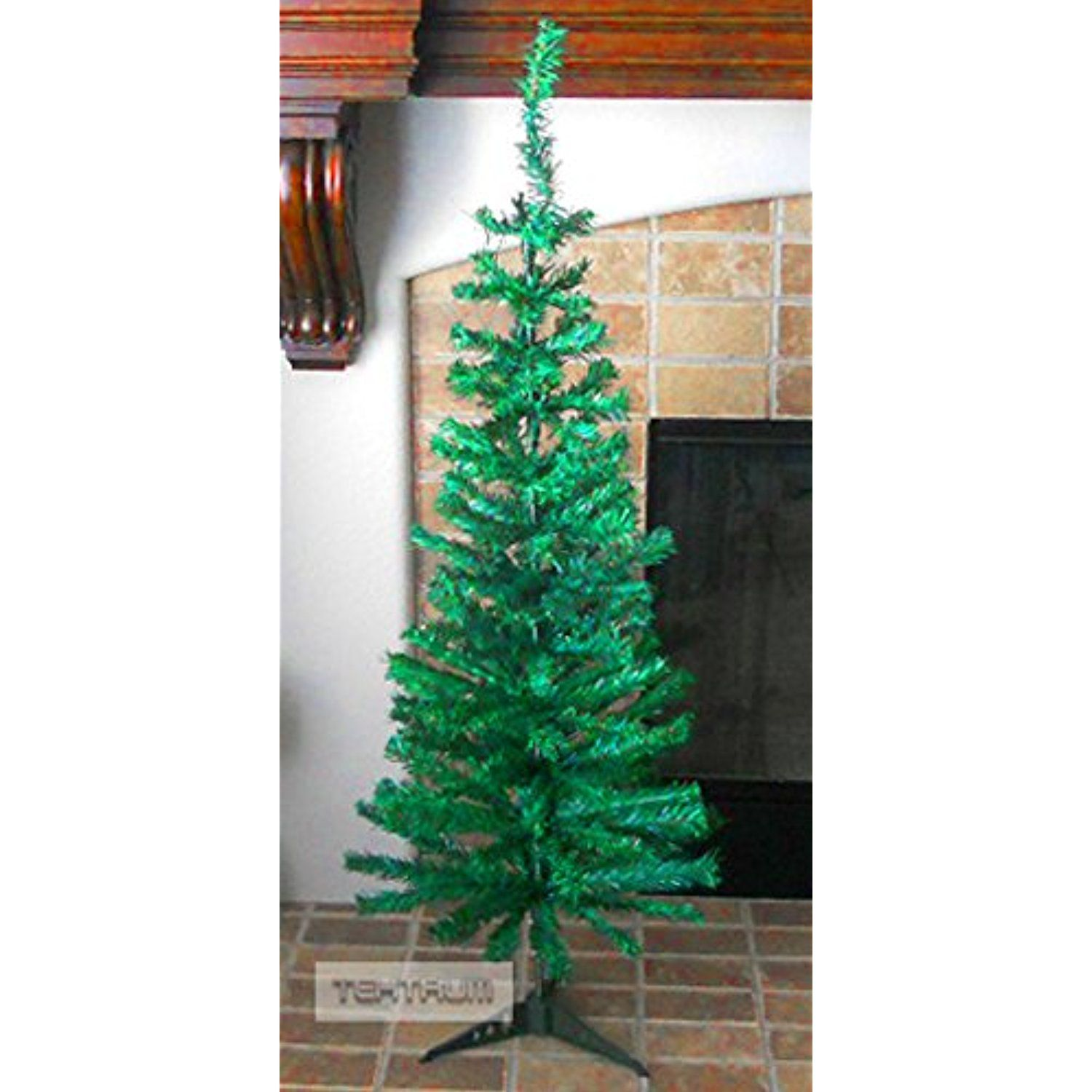 Tektrum 4-Feet Artificial Christmas Tree for Christmas/Holiday/Party ...