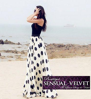 fc507bf74 Pin de Sensual Velvet en Faldas Hermosas | Faldas largas, Faldas y ...