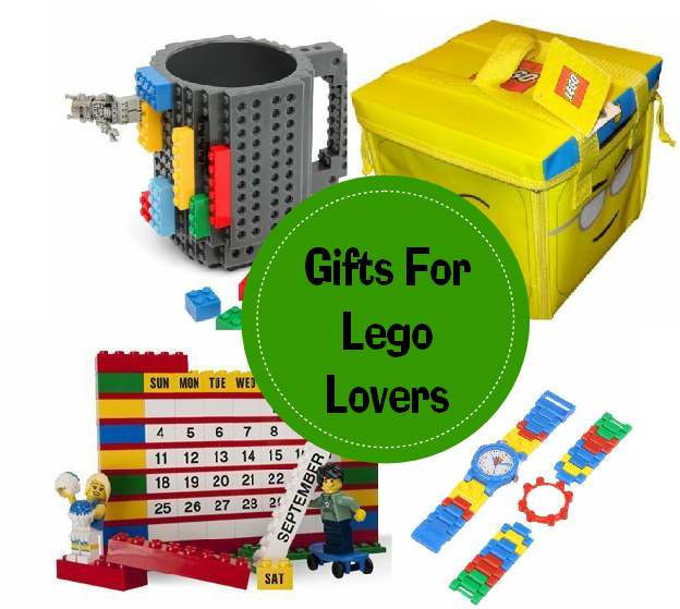 Gifts for Lego Lovers - If I only had the money to buy all of ...