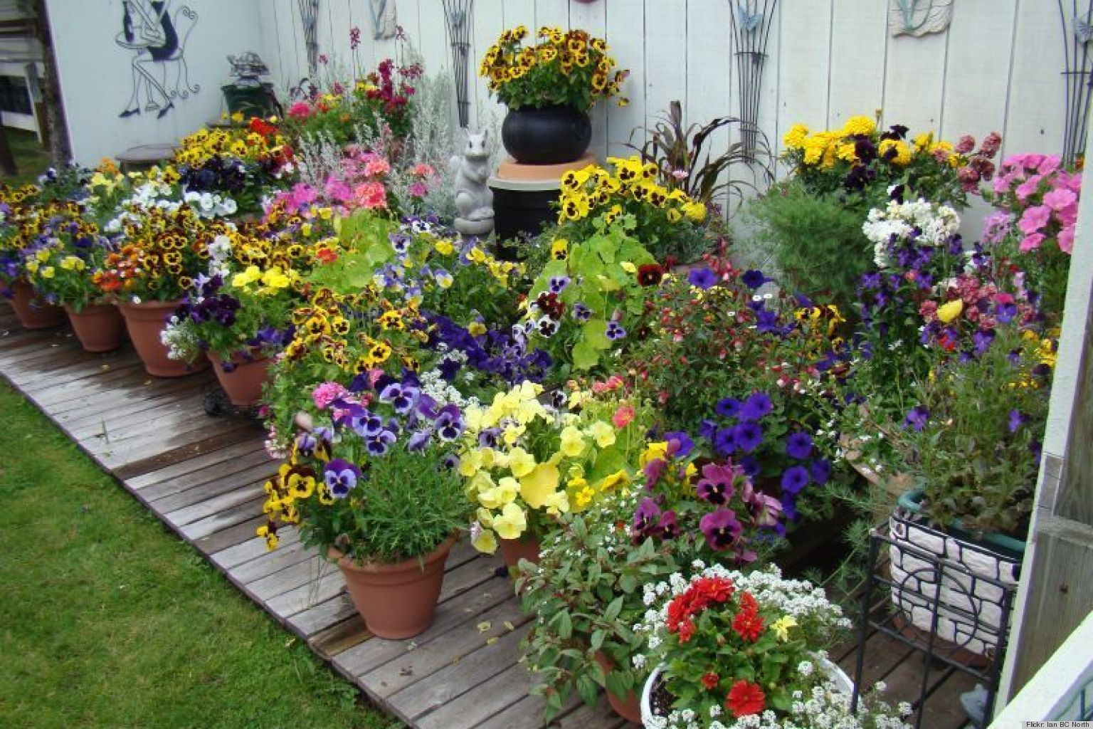 Top 25 ideas about Making the Garden or Balcony Even Greener