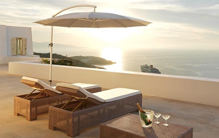 Sonnenschirme und Sonnensegel Sonnenschirm  - sonnenschirm balkon terrasse