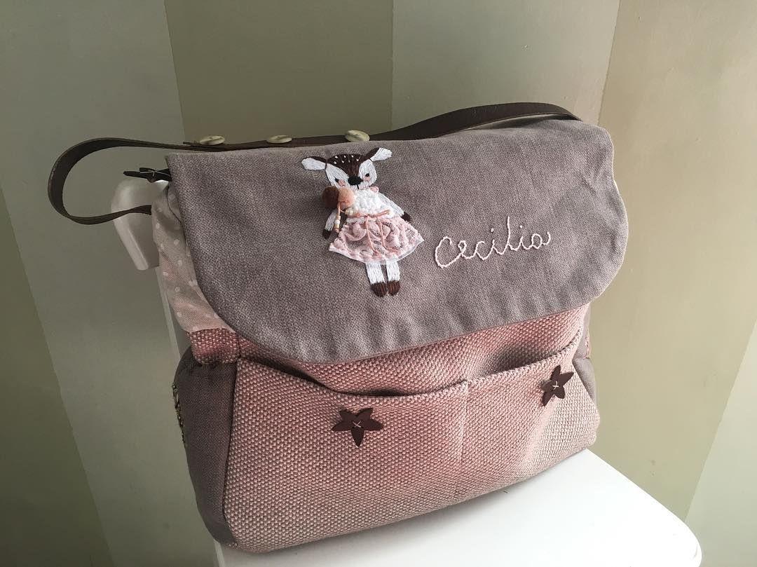 """Anna Stilo Arredamenti filo stilo on instagram: """"la borsa passeggino di cecilia è"""