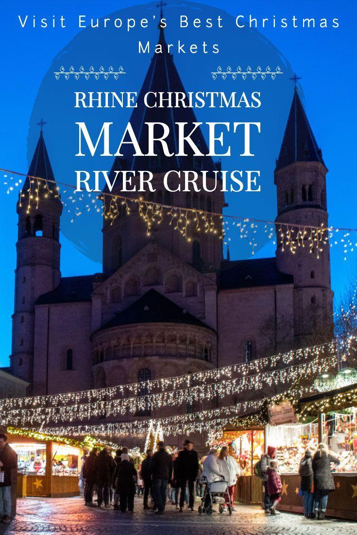 Best Christmas Cruises 2020 Viking Cruises Paris to Swiss Alps Christmas Market River Cruise