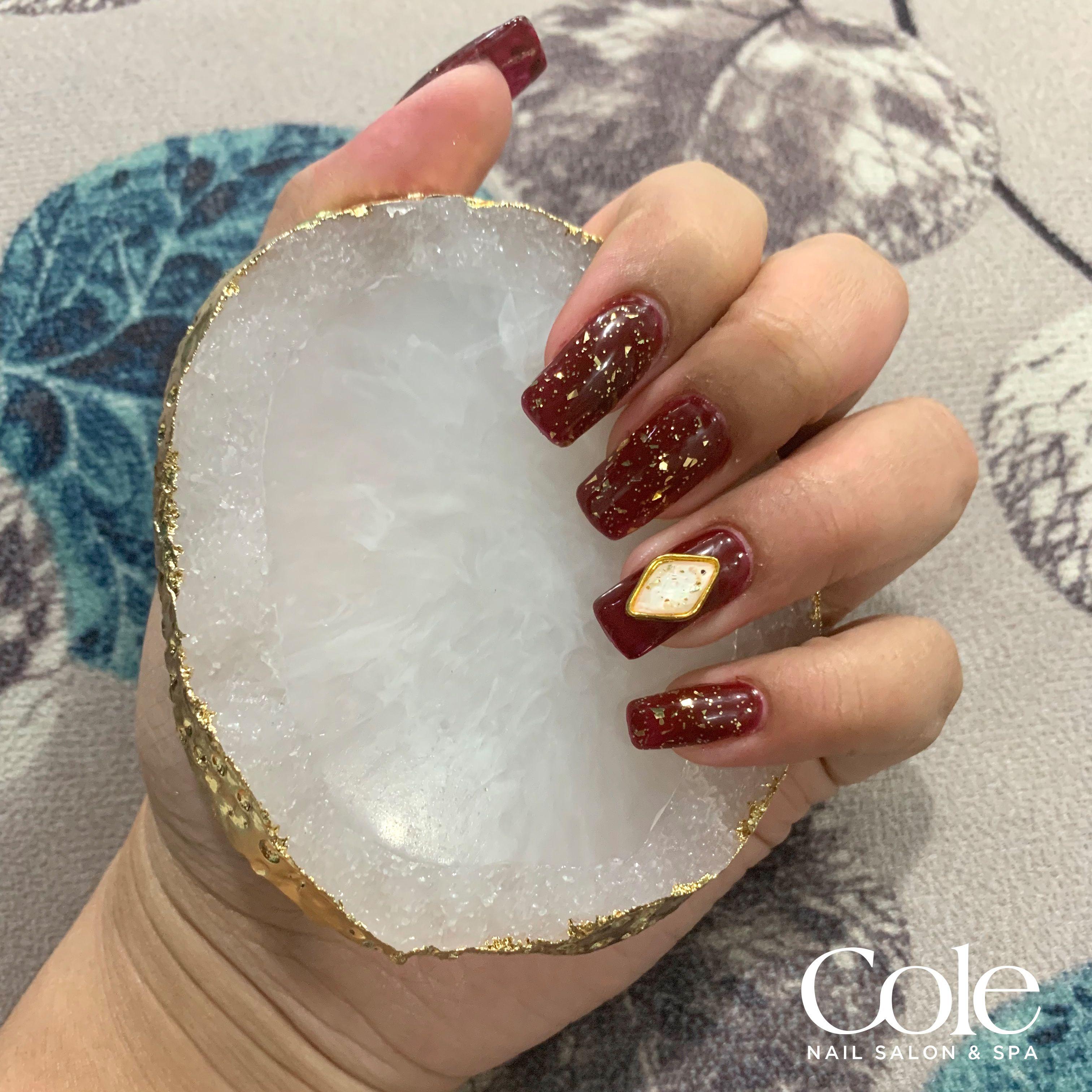 Cole Nail Salon Spa Nail Salon And Spa Nail Extensions Nail Salon