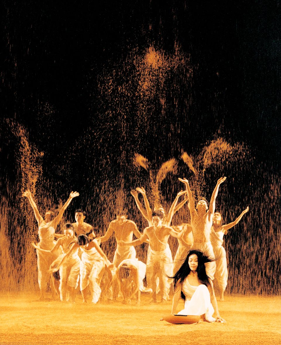 Song of the Wanderers, new performance at Sadler's Wells, 4-7 May, in Aesthetica issue 70 www.aestheticamagazine.com