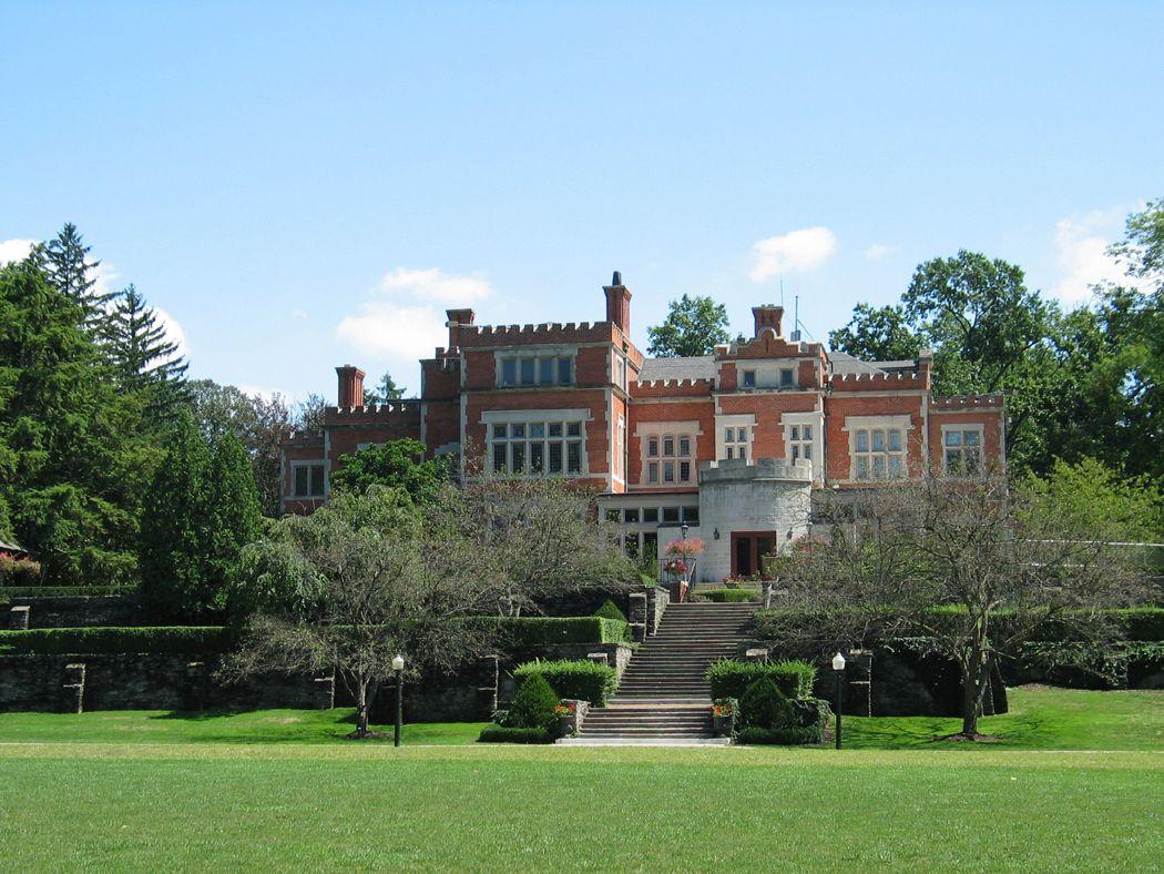 Bexley Jeffrey Mansion My Wedding Venue