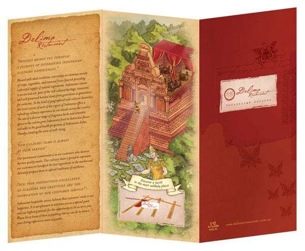 restaurant brochures Graphic Design Pinterest Brochures - restarunt brochure