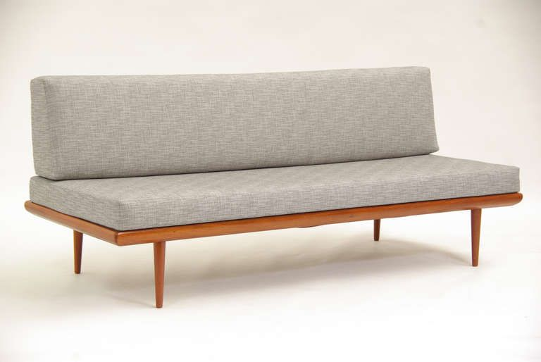 Daybed danish  Image result for danish modern teak daybed | newness | Pinterest ...