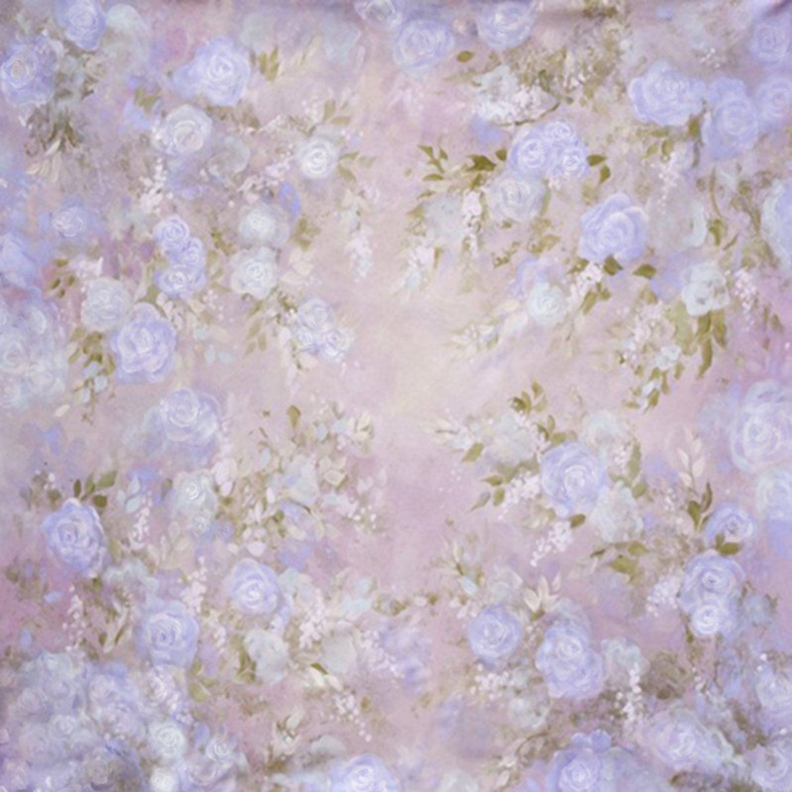 Bokeh Flowers Wedding: Vinyl Spring Wedding Bokeh Oil Paint Flower Photography