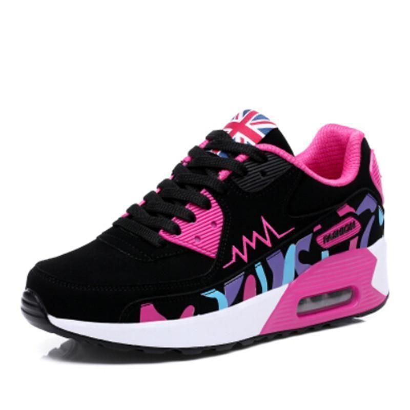 1b32e83a1d3034 Women Wedge Sneakers, Ladies Sports Shoes Athletic Shoe Type: Wedge Shoes  Sports Type: