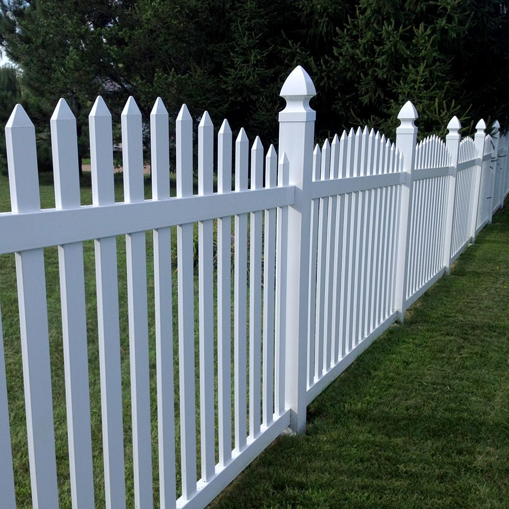 vinyl picket fence front yard. Picket Fencing Is A Great Way To Liven Up Your Front Yard. Find Favorite Vinyl Fence Yard E