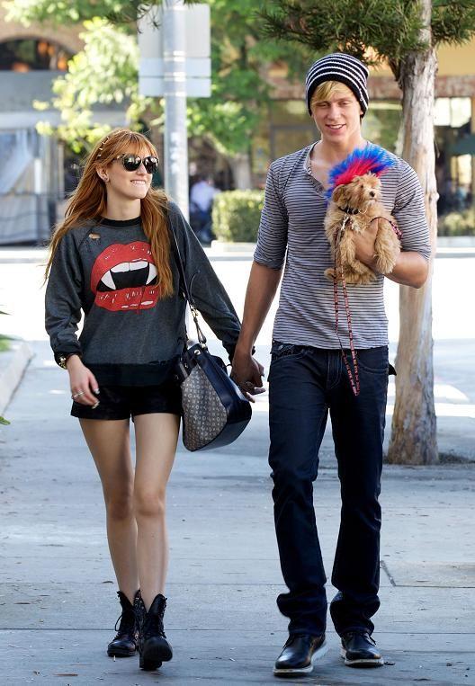 Bella Thorne Boyfriend 2013   in bella thorne 2013 bella thorne casual 2013 bella thorne dog bella ...
