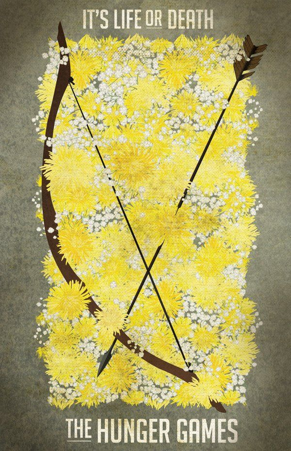 Dandelions Symbolize Hope For Katniss Because These Little Flowers