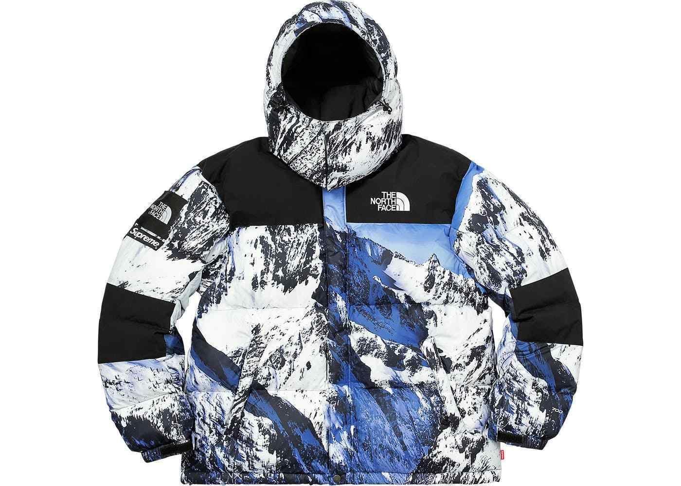 Supreme X North Face Mountain Baltoro Jacket Puffer Tnf Small Parka The North Face Clothes Design Fashion