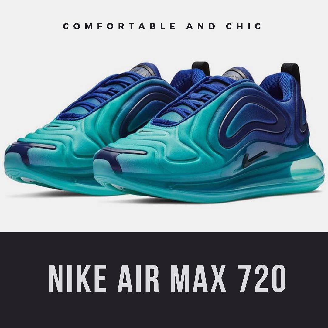 867570bb Nike разработали новые кроссовки Nike Air Max 720, созданные специально для  тех,…