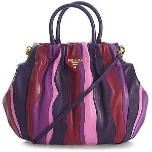 Love Everything About This Striped Prada Color And Shape