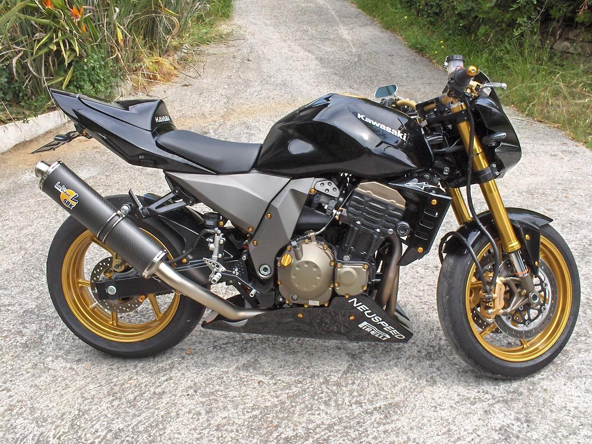 2006 Kawasaki Z750 4