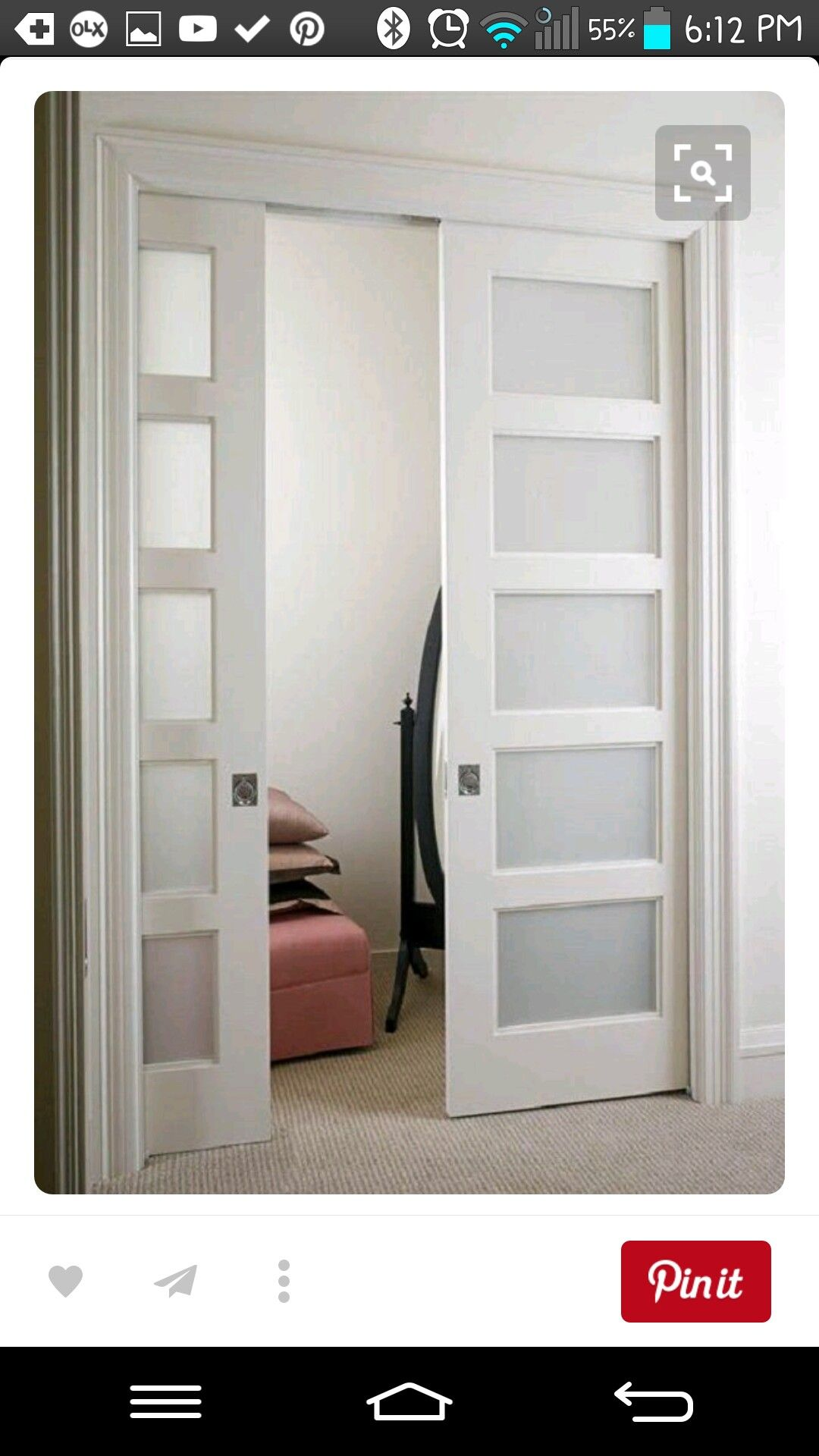 Top 4 Reasons People Install A Pocket Door  On