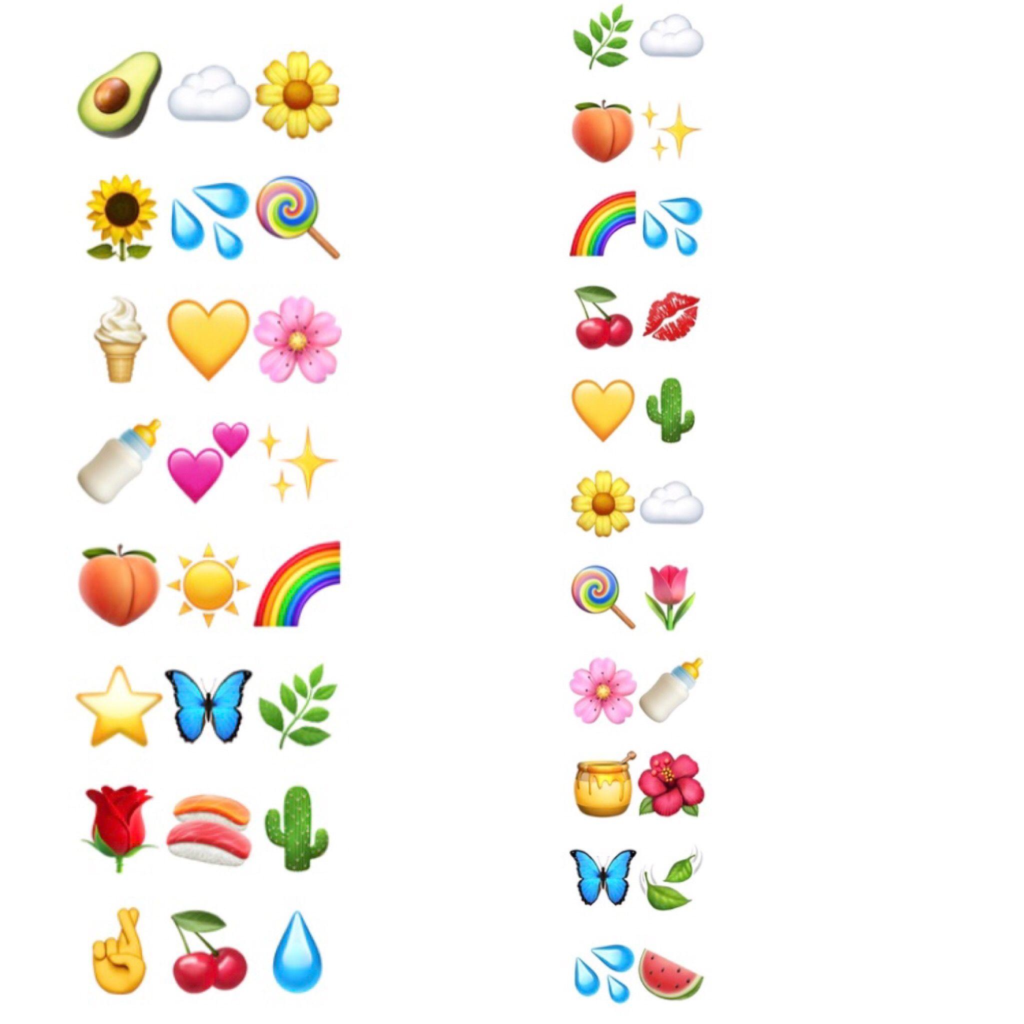 twitter — @slefcarebbs 💫💗 | Instagram emoji, Emoji ...