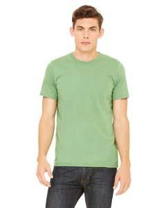 238bfbafbddae Bella + Canvas Unisex Jersey Short Sleeve T-Shirt 3001C Leaf ...