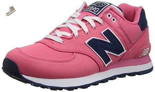 new balance wl574 b sneakers navy