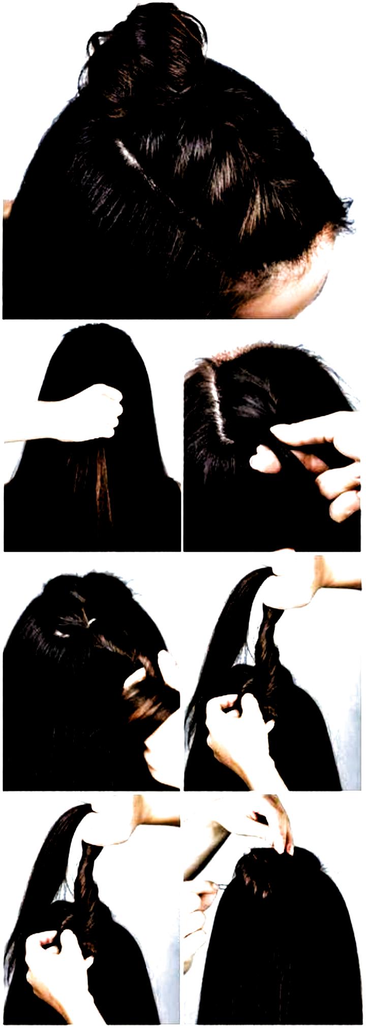 Best Hairstyles For Medium Length Hair Formal Messy Buns 50 Ideas Best Hairstyles For Medium Length