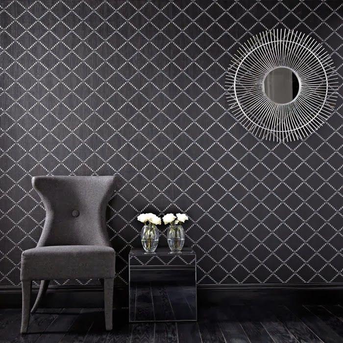 Viste tus paredes!! http://maryaninteriordesign.blogspot.com.es/2014/01/viste-tus-paredes.html