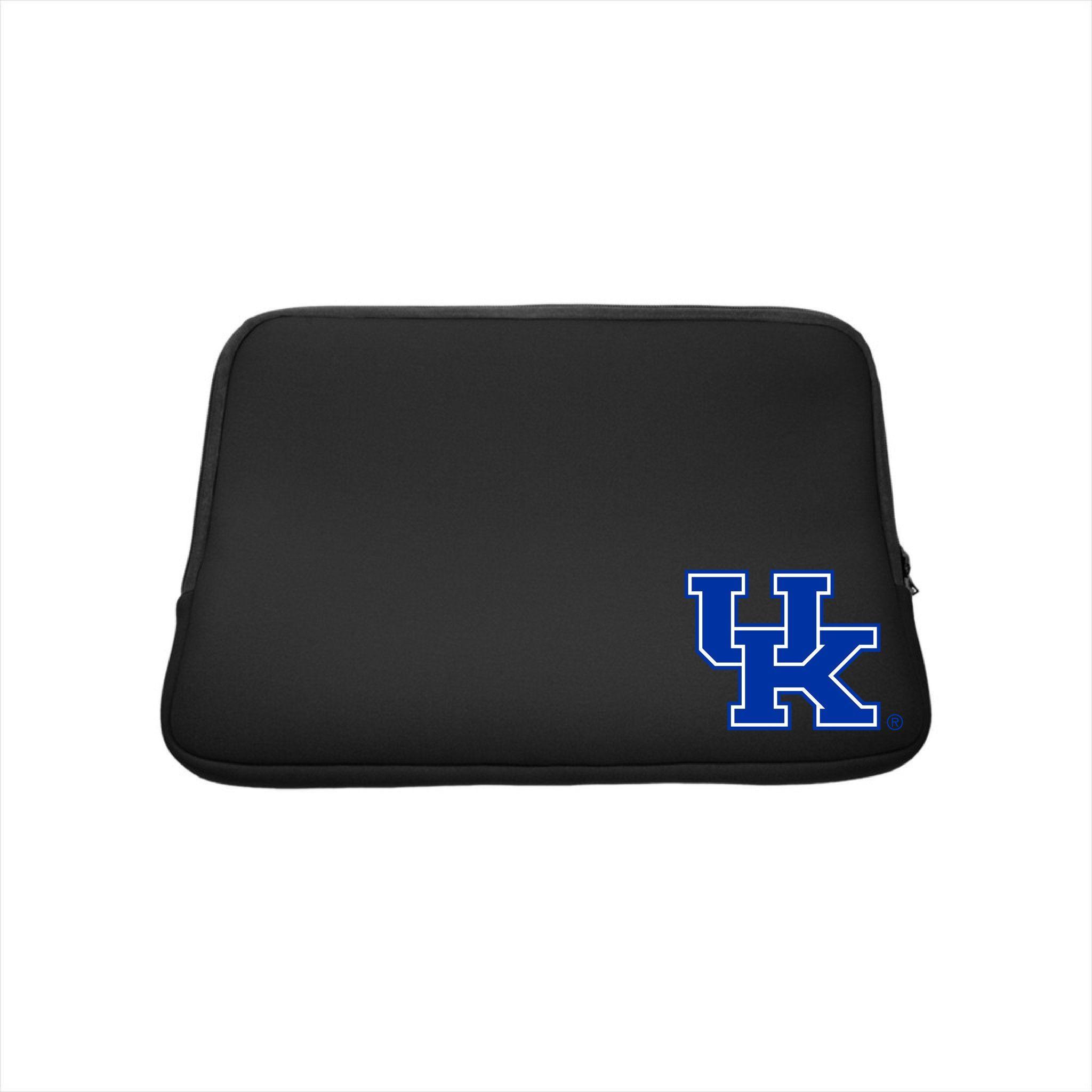"University of Kentucky V2 Black Laptop Sleeve, Classic V1 - 13"""
