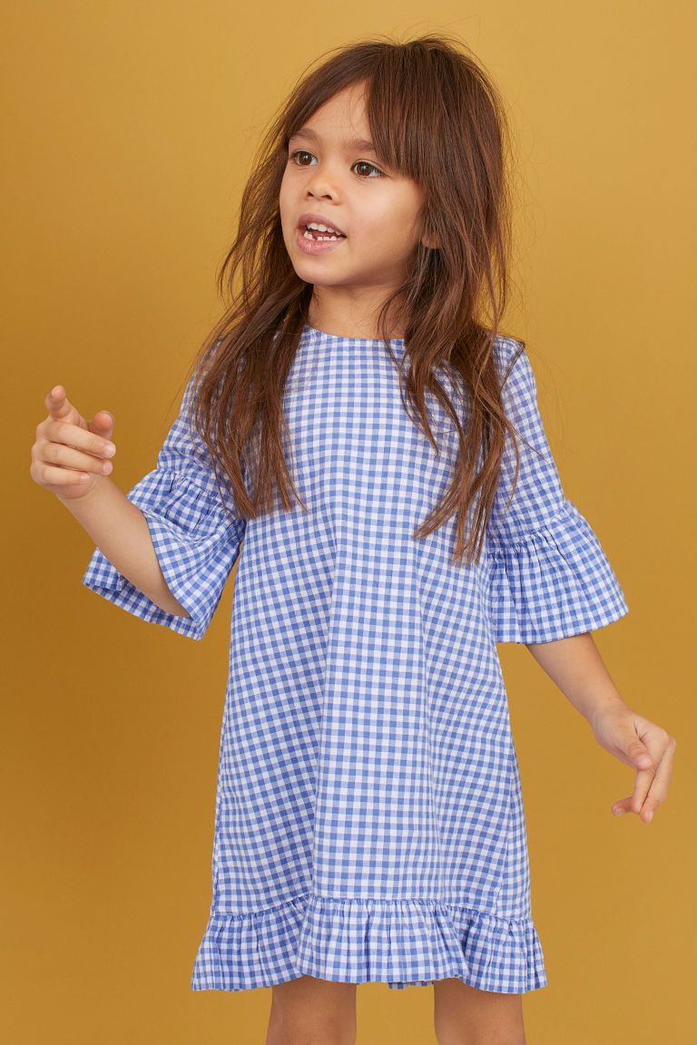fdd7863603c Flounced Dress | Olivia's Christmas List (6/S in clothes - 13 in ...