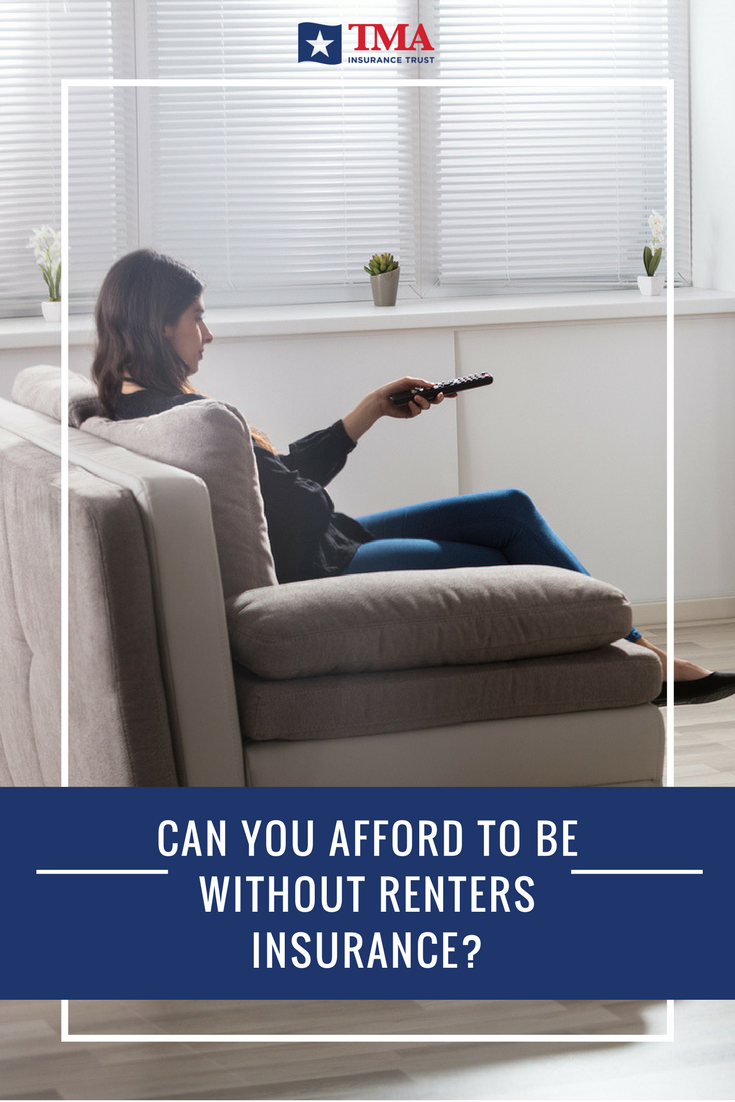 Can You Afford to Be Without Renters Insurance? Renters