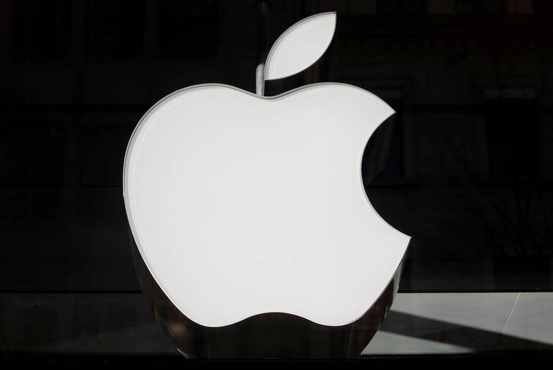 Apple asks developers to place its login button above