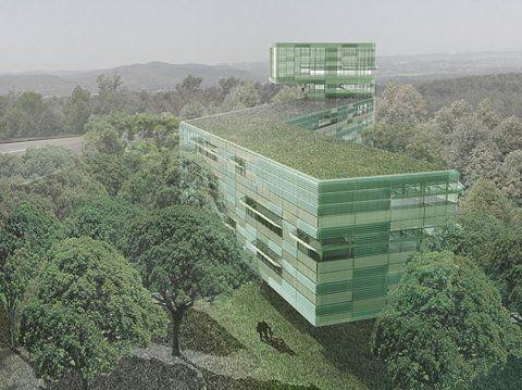 Photo of ITER, Complementary Buildings – CEA CADARACHE / Juan Herrero…