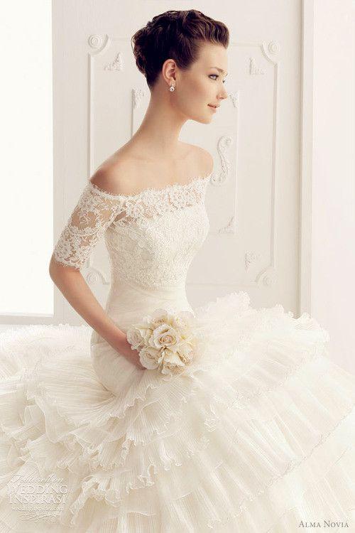 Sexy Princess Wedding Dress For BeachWeddingTravelingOutdoor