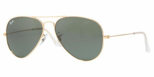 Ray-Ban Men's Aviator Tm Titanium Ova...