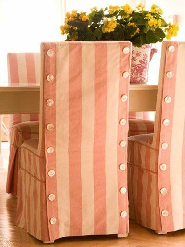 Stuhlhussen - 17 schicke Ideen für Ihre Küche oder Ihr Esszimmer ...