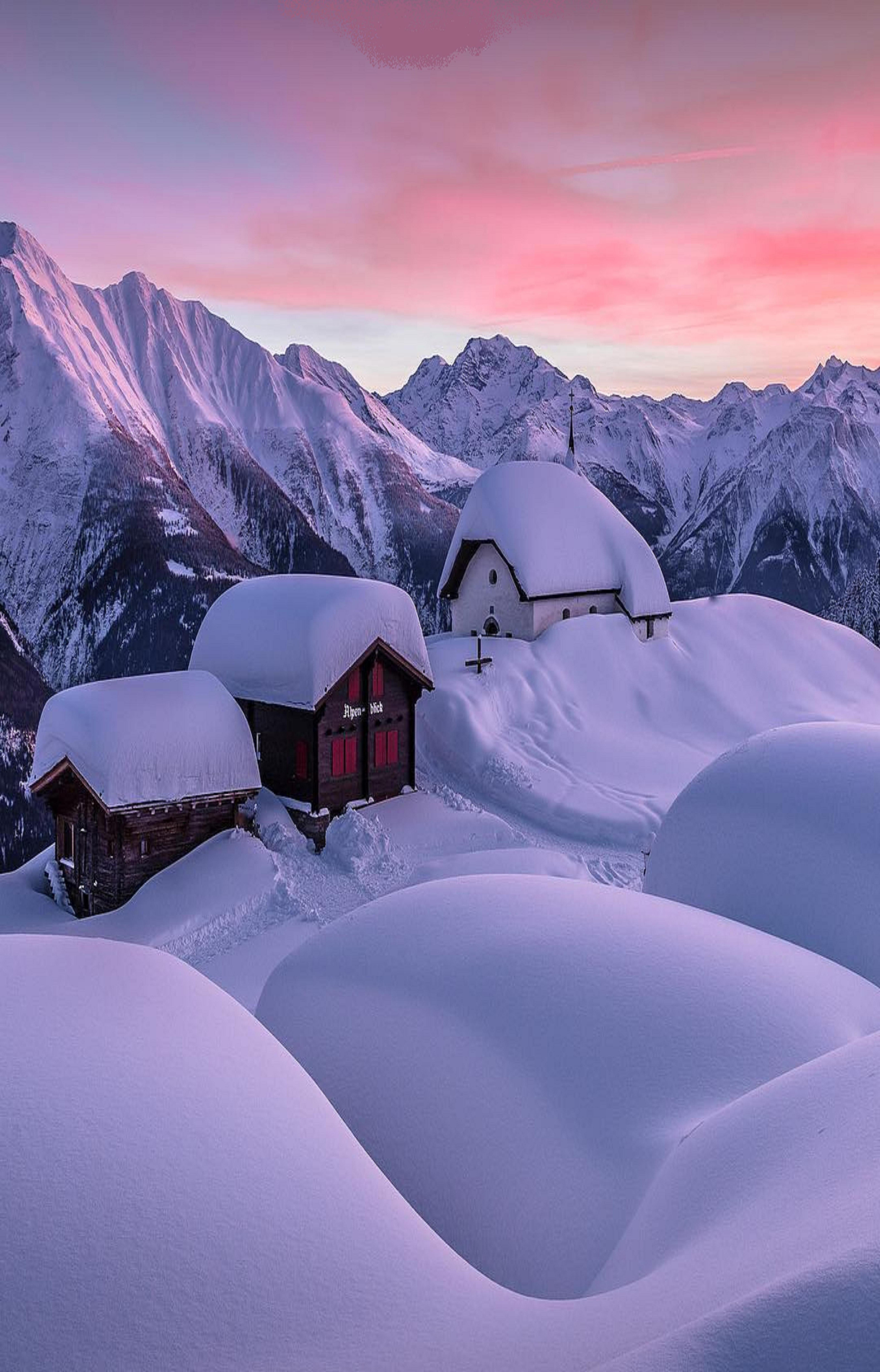 Skifahren über Weihnachten 2019.Pin Von Hans Werner Navoux Auf Winter In 2019 Snow Winter Scenery
