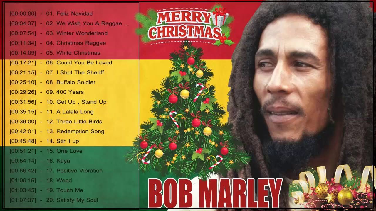 Feliz navidad reggae