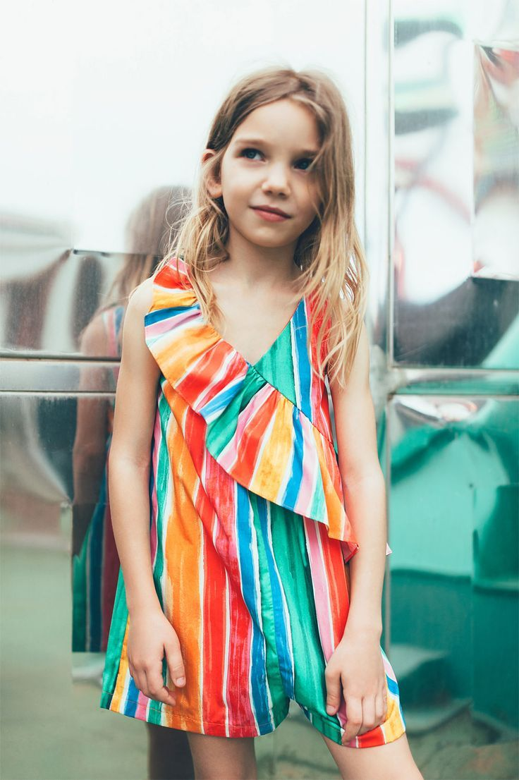 Summer Collection Girl Kids Editorials Zara United States Kids Summer Fashion Kids Summer Dresses Kids Fashion [ 1106 x 736 Pixel ]
