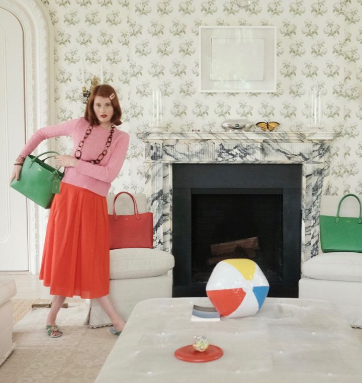 Wishing I Could Live Inside The Latest Frances Valentine