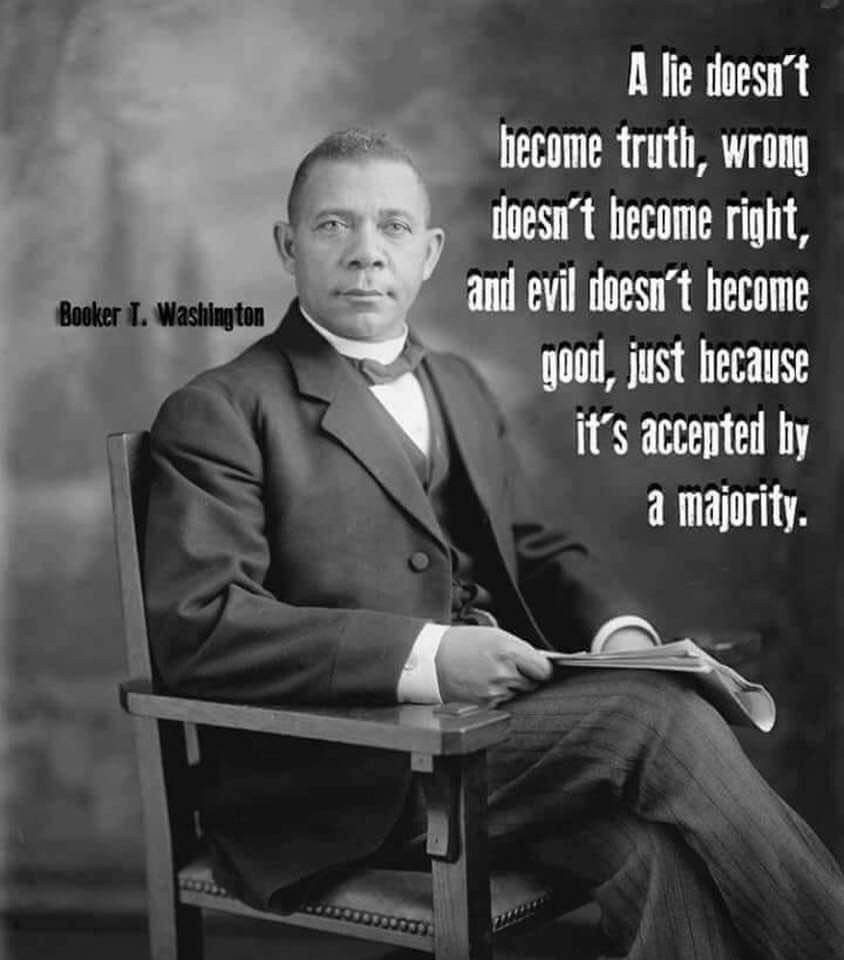 Booker T Washington (With images) Historical quotes