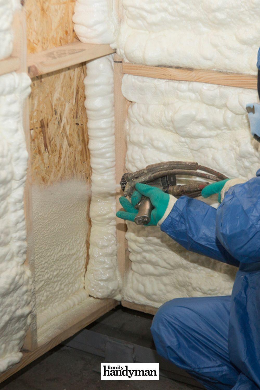 diy spray insulation kits
