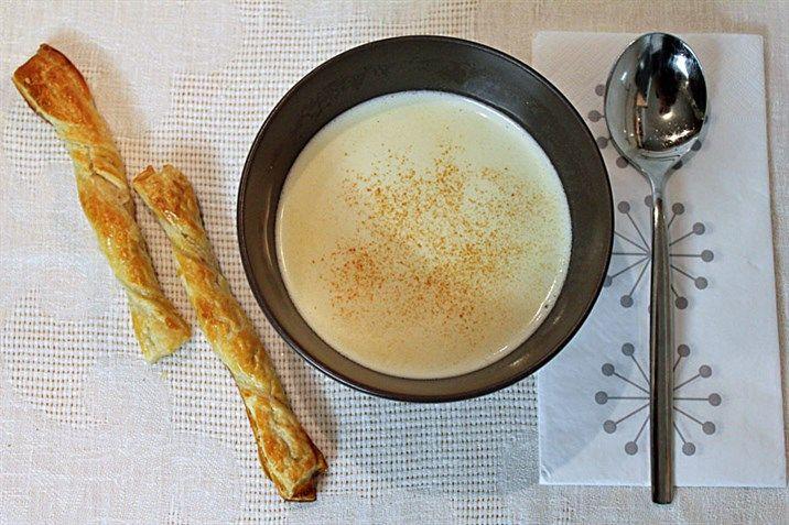 Rieslingsuppe Mit Zimtgeback Zimtschnecken Suppen Rezepte