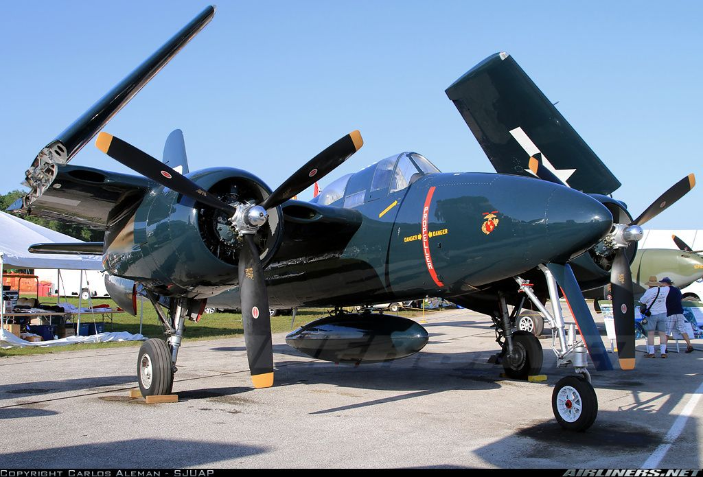 Tigercat Aircraft carrier, Warbirds, United states