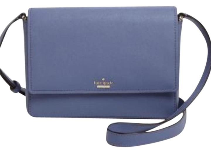 Kate Spade Cameron Street Dodi Oyster Blue Cross Body Bag. Get the trendiest Cross Body Bag of the season! The Kate Spade Cameron Street Dodi Oyster Blue Cross Body Bag is a top 10 member favorite on Tradesy. Save on yours before they are sold out!
