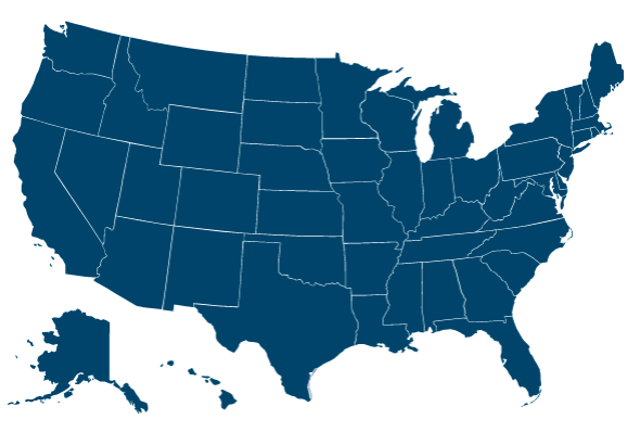 Here S A Map Of The States Where Same Sex Marriage Is Legal